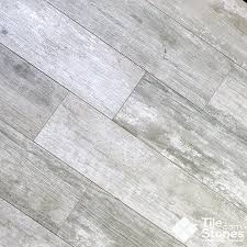 the fantastic aged gray on this oak flooring is really lovely