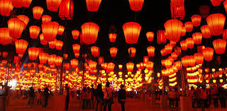 lunar new year lanterns taiwan celebrates new year with the 23rd annual lantern