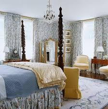 Traditional Home Bedrooms - 20 floral bedroom ideas with wallpaper theme home design and