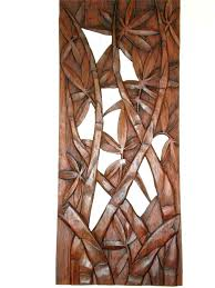 wall ideas carved wall carved wooden wall hanging