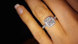wedding ring reviews engagement ring gabriel and co engagement ring reviews