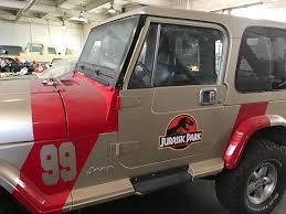 big red jeep little jeep big jeep jurassicpark