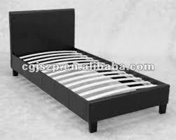 Modern Single Bedroom Designs Modern Design Single Bed Faux Leather Bed Wooden Frame Bed Buy