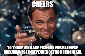 Meme Maker Indonesia - leonardo dicaprio cheers meme imgflip