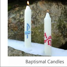 baptismal candles marklin the of human
