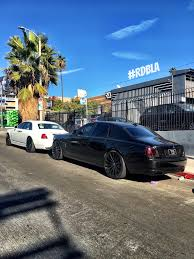 roll royce modified rdbla rolls royce ghost series 2 mansory rdb la five star