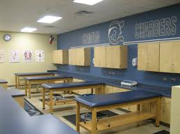 Athletic Training Tables Athletic Training Room Tour Champion High