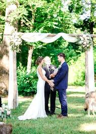 wedding arbor decorated wedding arbors winery rustic wedding arch more decorated