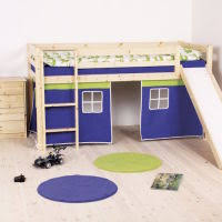 Bunk Bed With Loft The 16 Coolest Bunk Beds For Toddlers