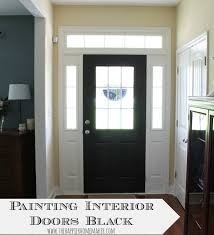 Paint For Doors Exterior Exterior Door Paint On Painting Doors Black Exterior Door