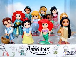 disney halloween figurines new disney animators u0027 collection deluxe figurine playset mini