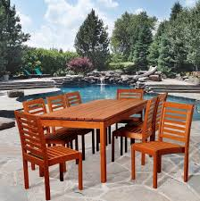 Eucalyptus Outdoor Table by Eucalyptus Wood Furniture Care Makitaserviciopanama Com