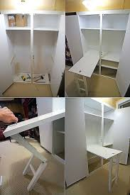 Scrapbooking Tables Desks Best 25 Fold Out Desk Ideas On Pinterest Murphy Desk Murphy
