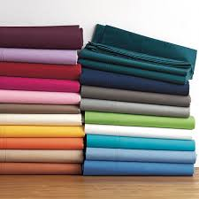 classic solid percale sheets the company store