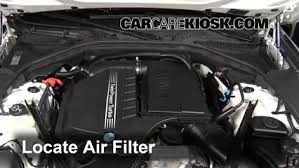 bmw 535i engine problems 2010 2016 bmw 535i engine air filter check 2011 bmw 535i 3 0l 6