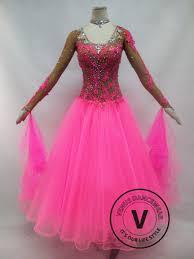 dress pink pink competition ballroom dress venus dancewear your