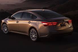 2014 toyota avalon mpg 2014 toyota avalon car review autotrader