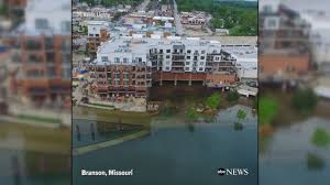 flooding in branson missouri after heavy rains abc news