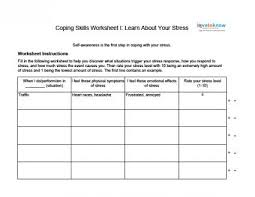 best ideas of anxiety worksheets for adults with format sample