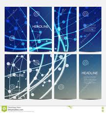 technik design abstraktes geometrisches fahnenmolekül und kommunikation