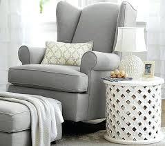 grey nursery glider chair livg chirs tble luna grey nursery swivel