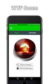 Wtf Boom Meme - wtf boom button android apps on google play