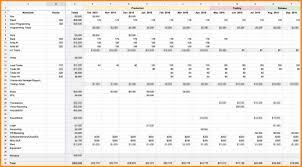 Farm Budget Spreadsheet 45 Degree Angle Template Virtren Com