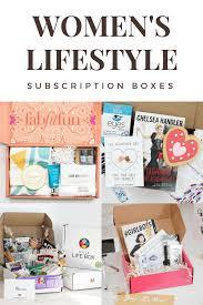 12 best women u0027s lifestyle subscription boxes urban tastebud