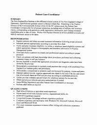 exle of simple resume sle resume patient care assistant lovely sle resume patient