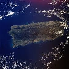 Maps Of Puerto Rico by Map Of Puerto Rico Satellite Map Worldofmaps Net Online Maps
