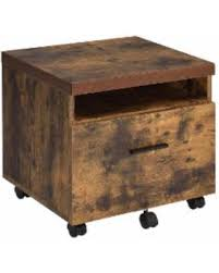 Rustic File Cabinet Here S A Great Price On Acme Furniture Bob Weathered Oak Rustic