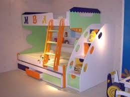 2 Bunk Beds Small Bedroom For 2 Children Sollutions Bunk Beds