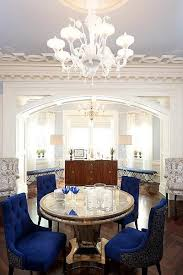 blue dining room furniture royal blue dining chairs brilliant erik goldstein white elegant