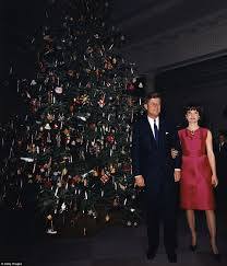 christmas at the white house from fdr to barack obama and wife