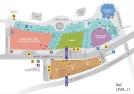Marina Promenade Floor Plans by Event Plaza