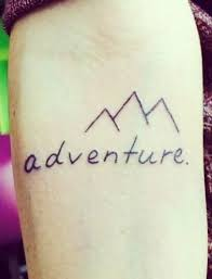 adventure tattoo tattoos pinterest adventure tattoo and tattoo