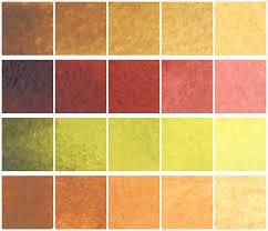 handprint secret of glowing color