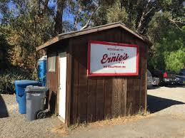 a dive that u0027s also a garage ernie u0027s tin bar in petaluma sfoodie