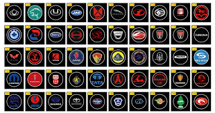 porsche logos and ferrari logo