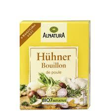 G Stige K Henzeile Kaufen Alnatura Bio Hühnerbouillon Würfel Online Günstig Kaufen