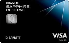 chase sapphire reserve credit card chase com