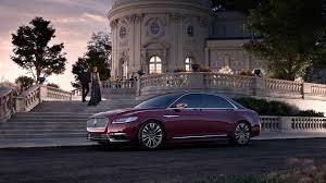 lincoln supercar 2017 lincoln continental sedan wallpaper 20357