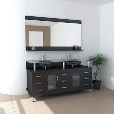 67 Bathroom Vanity by Camino 67 Modern Double Vanity Set Espresso Tn A1710 Wgdouble Sink