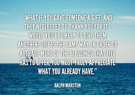 what to give as a thank you gift what if you gave someone a gift and they neglected to thank you
