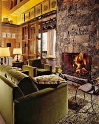 rustic living room ideas with fireplace decorating clear