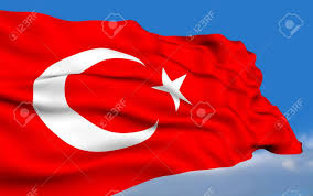 Turkey National Flag Turkish Flag Stock Photo Picture And Royalty Free Image Image