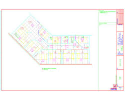 autocad architectural drafting samples