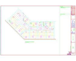 draftsight floor plan autocad architectural drafting samples