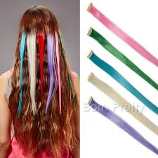 hair candy extensions 2 02 nifty hair extensions stylish candy color hair