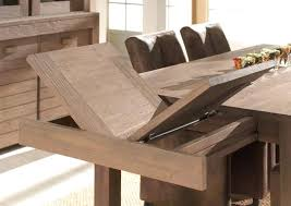 table cuisine banc plateau pour table en bois live edge by boleform salon salle a